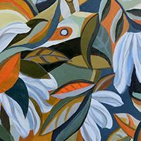 Acrylic paintings by Aniko Hencz